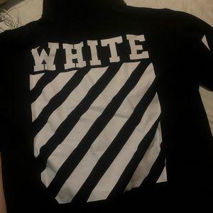 Off-White Black Classic Hoodie